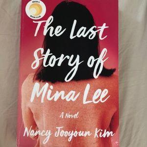 Novel by Nancy Jooyoun Kim.